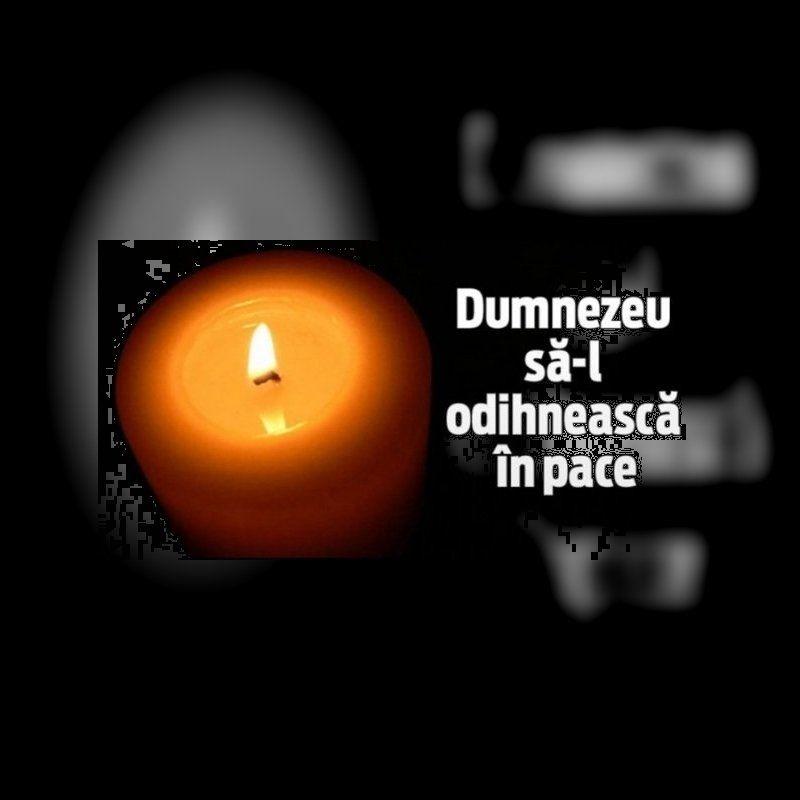 Doliu în presa românească