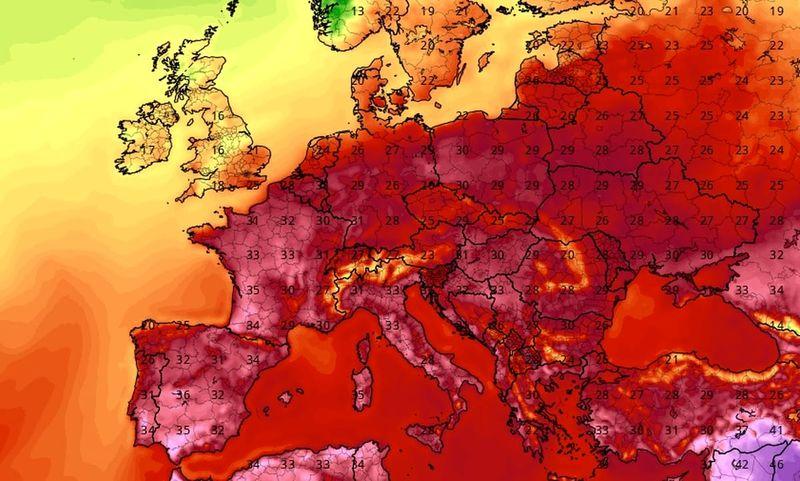 Prognoza meteo vara 2020