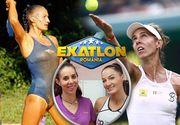 Betty de la Exatlon a antrenat-o pe Mihaela Buzărnescu, de Valentine's Day! Două campioane, la sala de fitness