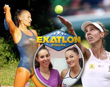 Betty de la Exatlon a antrenat-o pe Mihaela Buzărnescu, de Valentine's Day! Două...
