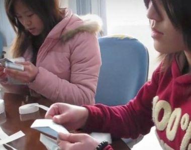 VIDEO | Măsuri extreme: chinezii spală banii de teama coronavirusului