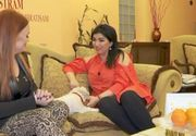 VIDEO | Casa de vedetă a Adrianei Bahmuțeanu