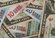 Curs valutar 17 februarie 2020. Euro urcă spre 4,77 lei. Dolarul american şi preţul aurului continuă să crească