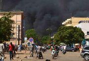 Atac terorist la o biserică din Burkina Faso