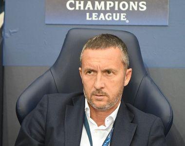 Pentru Mihai Stoica, eşecul din derbiul cu Dinamo este cea mai mare ruşine trăită