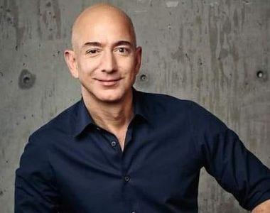 VIDEO | Jeff Bezos donează o sumă uriașă pentru salvarea Pământului