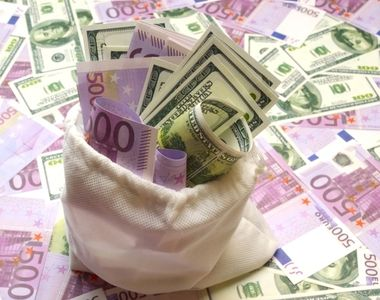 Euro creşte la 4,78 lei. Dolarul american şi preţul aurului continuă ascensiunea şi...