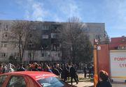 Medgidia: o explozie s-a produs într-un bloc de locuințe