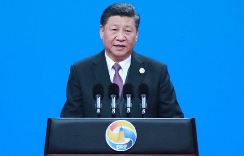 Xi Jinping i-a mulţumit lui Macron pentru