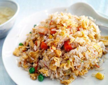 Rețeta arabă de succes a orezului basmatic. Află cum trebuie să gătești orezul pentru a...
