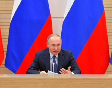 Vladimir Putin l-a concediat pe Vladislav Surkov, unul dintre cei mai importanţi...