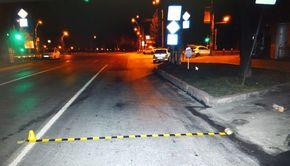 Focuri de armă în Capitală după ce un şofer fără permis nu a oprit la semnalele poliţiştilor