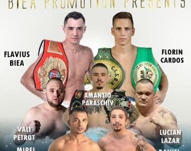 """Gala """"Boxing Fight Championship"""", pe 28 martie, cu Flavius Biea a 20-a oară în ring la..."""