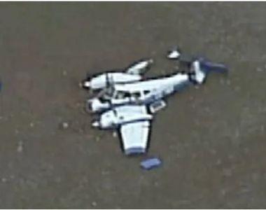 Accident aviatic în Australia! Nu sunt supraviețuitori