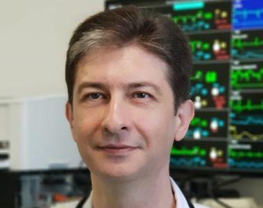Un cunoscut medic din Brașov a fost găsit mort în casă. Vitalie Neaga avea 48 de ani