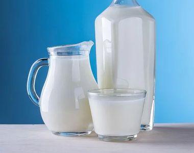 Lapte bătut și delicios. Rețeta unui aperitiv răcoritor și sănătos