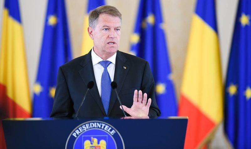 Preşedintele Klaus Iohannis a semnat decretele de numire a şefilor Parchetului General