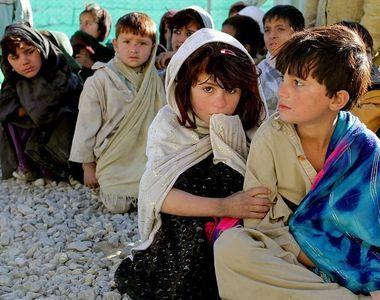 19 copii uciși într-un puternic atac