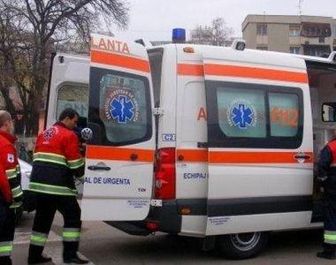 Caz șocant în Bistriţa: Un bărbat și-a dat foc pe stradă