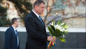 Președintele Klaus Iohannis, mesaj după moartea românului în atacul de la Hanau