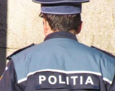 VIDEO | Un polițist bătut de soție a sunat la 112