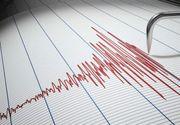 Cutremur în România, vineri după-amiază. Ce magnitudine a avut