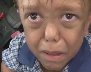 Băiețelul de 9 ani i-a cerut mamei o frânghie pentru că vrea să moară. Ți se topește...