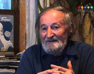 Scriitorul arădean Cornel Marandiuc a murit la 84 de ani