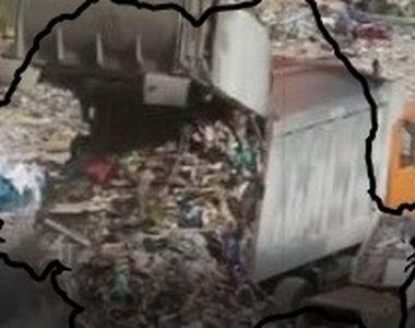 VIDEO | România, risc major să ajungă groapa de gunoi a Europei