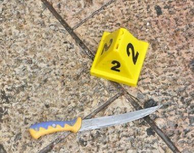 Poliţia israeliană a împuşcat mortal un bărbat care a încercat să atace cu cuţitul un...