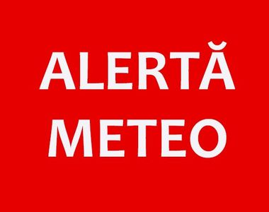 Avertizarea meteorologilor: Cod roșu de vânt puternic