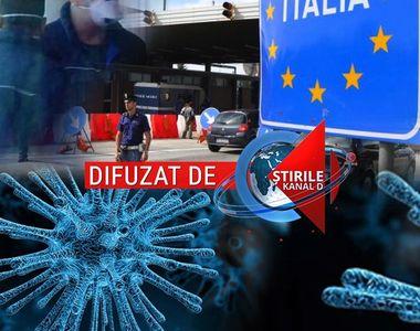 VIDEO | 11 localități din Italia, închise de frica coronavirusului