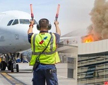 VIDEO | Panică în această dimineață pe aeroportul Otopeni din Capitală. 600 de persoane...