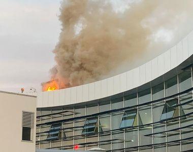 VIDEO | Panica in aceasta dimineata pe aeroportul Otopeni din Capitala. 600 de persoane...