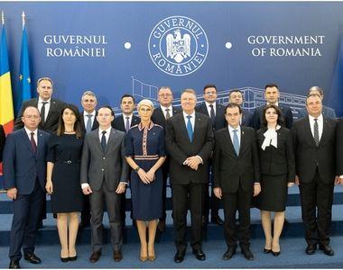 Votul în Parlament pentru învestirea Guvernului Orban II, programat astăzi