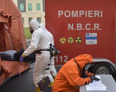 Vaslui: 17 persoane au fost evacuate după un incendiu izbucnit într-un bloc