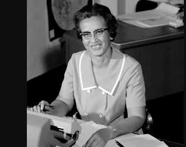 """Katherine Johnson, matematician NASA şi personaj principal în filmul """"Hidden Figures"""",..."""