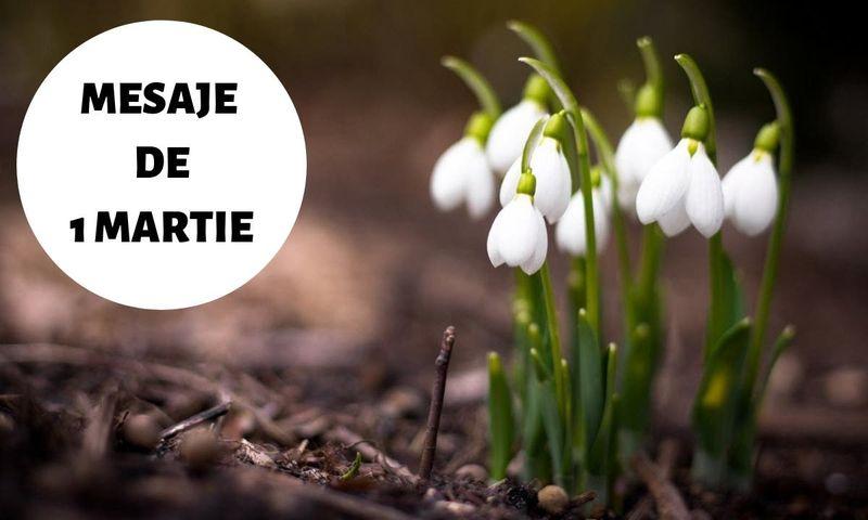 Felicitari 1 Martie 2020 -Imagini cu text 1 Martie 2020