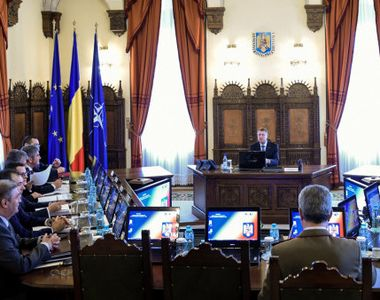 Coronavirus România. Președintele Klaus Iohannis a convocat CSAT