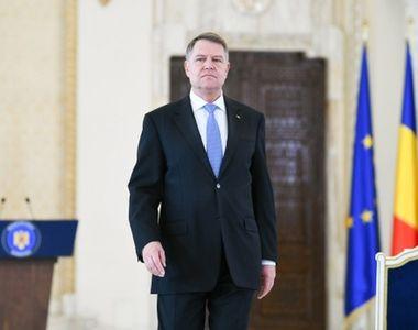 Klaus Iohannis, după decizia CCR pe tema desemnării lui Ludovic Orban ca premier: PSD a...
