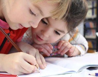 Schimbări importante pentru elevi! Anunțul făcut de Ministerul Educației