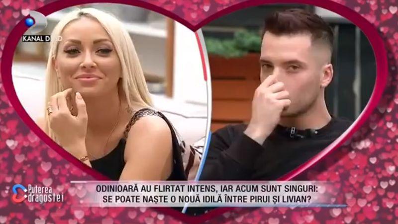 Livian și Andreea Pirui un nou cuplu