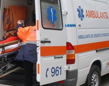 Constanţa: O maşină cu un bărbat şi un copil de 9 ani a căzut în lacul Tăbăcărie