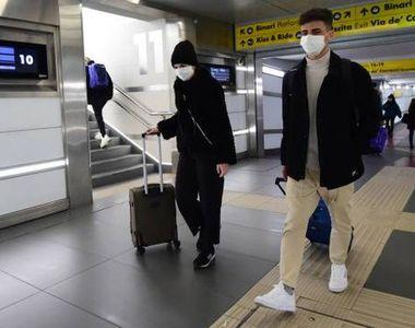 Coronavirus. Un bărbat testat pozitiv în Rimini după ce s-a întors din România