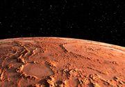 Descoperire șocantă: Au fost detectate primele cutremure pe Marte