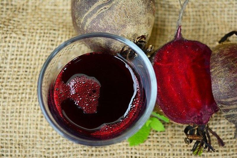 Testul cu sfecla rosie sanatate