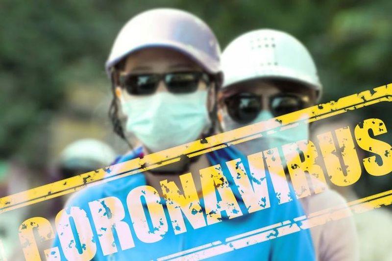 Coronavirus Franta
