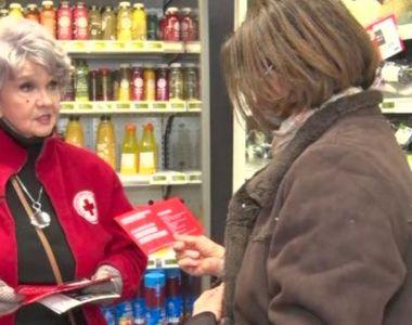 VIDEO | Margareta Pâslaru îi ajută pe nevoiași