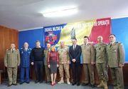 """Christian Sabbagh a devenit """"Membru de Onoare"""" al Ordinului Militar al Veteranilor din Teatrele de Operatii"""