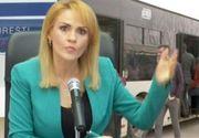 VIDEO | Gabriela Firea vede goale autobuzele pline